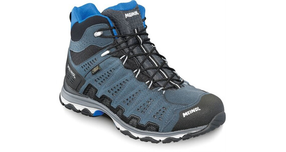 Meindl M's X-SO 70 Mid GTX Anthracite/Blue